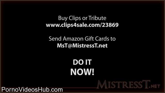 Watch Online Porn – Mistress T in Mean FinDom (MP4, HD, 1280×720)