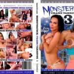 Monstercock Trans Takeover 3 – Camila Ramirez, Lizzy Laynez, Nahomy Chi (Full Movie)