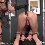Obey Melanie in These balls are for Busting