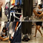 ManyVids Webcams Video presents Girl Littlesubgirl in Public Clothes Store Fuck, Anal,& Squirt