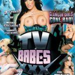 Amy Azurra, Caprice Jane, Charlie Monaco, eva May, Lou Lou, Mel Rook, Tammie Lee – TV Babes XXX 3 (Full Movie/Bluebird Films)