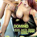 (Tetangas Espanolas 3/Culioneros/Full Movie) Aleska Diamond, Aletta Ocean, Domino Rebelde, Sharon Pink, Silvia Valencia