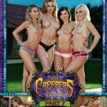 The Creepers Family Part 7 – Allie Eve Knox, Angela Sommers, Lena Nicole, Mercedes Carrera, Mindi Mink, Tara Morgan, Xandra Sixx (Full Movie)