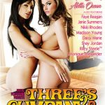 Three's Cumpany 2 – Aletta Ocean, Daisy Marie, Faye Reagan., Lacey Love, Lyndsey Love, Madison Young, Monique Alexander, Nikki Rhodes, Riley Steele, Shay Jordan, Tori Black (2018/Full Movie)