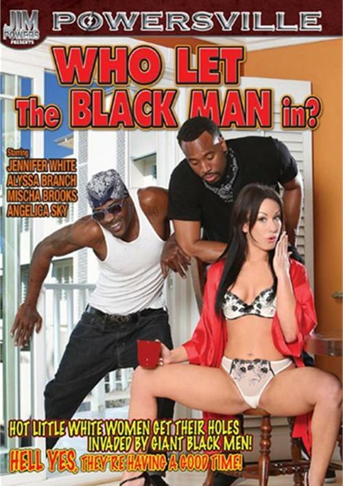 Alyssa Branch, Angelica Sky, Jennifer White, Mischa Brooks – Who Let The Black Man In? (Full Movie)