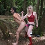 The English Mansion presents Mistress Sidonia in Pegged in the Woods