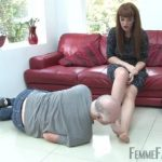 FemmeFataleFilms presents Miss Zoe in Slapped Down & Smothered