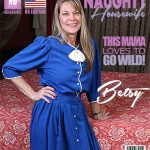 Mature.nl presents Betsy (48) in American mature lady Betsy playing with herself – 08.03.2018