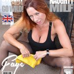Mature.nl presents Faye (EU) (41) in British big breasted MILF Faye playing with her toy – 21.03.2018