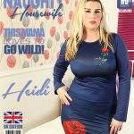 Mature.nl presents Heidi T. (EU) (39) in British blonde housewife Heidi loves playing with herself – 16.03.2018