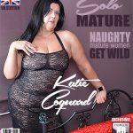 Mature.nl presents Katie Coquard (EU) (44) in British curvy lady fingering herself – 26.03.2018