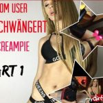 Mydirtyhobby presents Anjasweetgerman – Vom User Geschwangert Creampie Part 1