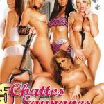 5 Chattes Sauvages – Caty Cambel, Emili Doll, Linda Brown, Megane Cole, Simony Diamond (Full Movie)