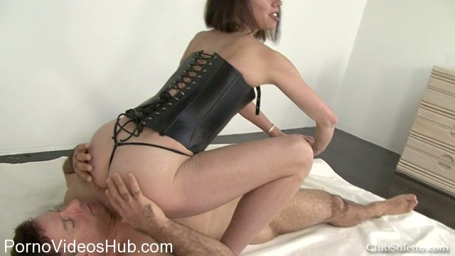 Watch Online Porn – CLUBSTILETTO presents Mistress Bijou Steal In Hot Leather Erotic Facesitting (MP4, HD, 1280×720)