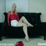 Charlotte Stokely in Foot Loser Institute