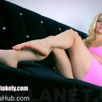 Charlotte Stokely in Stroke, Dribble, Scoop, Eat