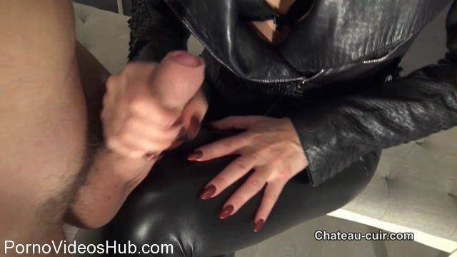 Watch Online Porn – Chateau-Cuir in Fuck My leather leggings Part 1 (MP4, HD, 1280×720)