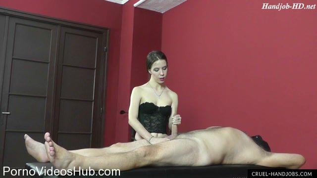 Watch Online Porn – Cruel Handjobs presents Leanna in Double Cuming (MP4, HD, 1280×720)