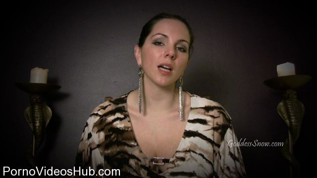Watch Online Porn – Goddess Alexandra Snow in Trance Cum Junkie Forever (WMV, HD, 1280×720)