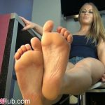 HumiliationPOV presents Turning Weak Foot Boys Into Sexless Wankers For My Feet