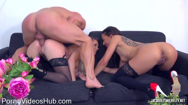 Watch Online Porn – JacquieEtMichelTV presents Tiffany, Cassie in Plan tres chaud entre Tiffany et Cassie – 16.03.2018 (MP4, FullHD, 1920×1080)