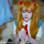 ManyVids Webcams Video presents Girl LanaRain in Its Not Like Asuka Enjoys Making You Cum