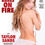 Private Specials 198: Babes on Fire – Angel Wicky, Candy Alexa, Milena Devi, Stasy Riviera, Taylor Sands (Full Movie)