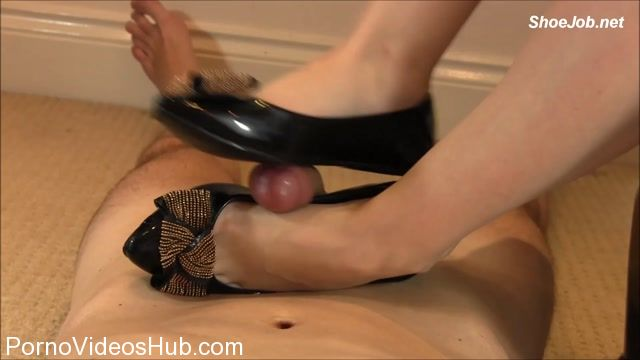 Watch Online Porn – Shiny Shoejobs presents Ballet Flats Shoejob (MP4, FullHD, 1920×1080)