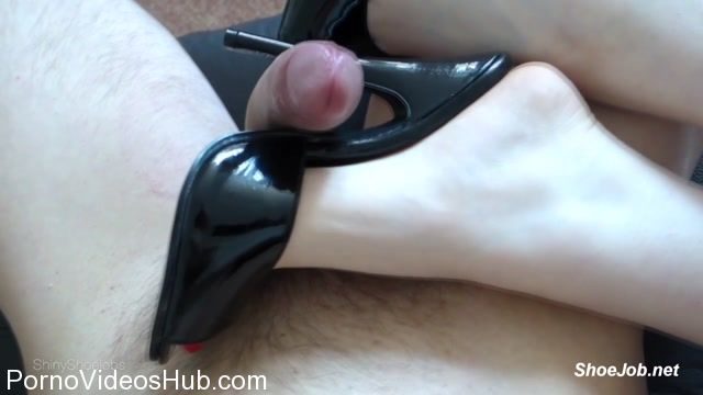 Watch Free Porno Online – Shiny Shoejobs presents Domina Mule Cum Filling Shoejob (MP4, HD, 1280×720)