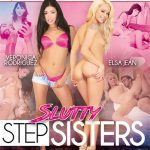 Slutty Stepsisters – Aiden Starr, alex harper, Charlotte Sartre, Elsa Jean, Penny Pax, Veronica Rodriguez (Full Movie)