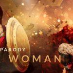 Vrbangers presents Marley Brinx in Wonder Woman (A XXX Parody) – 23.03.2018