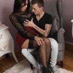 MomXXX presents Katrina Moreno in Lad cums on kinky MILFs big tits – 01.03.2018
