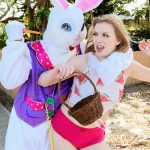 Mofos – StrandedTeens presents Dolly Leigh in Stealing from the Easter Bunnys Basket – 02.04.2018