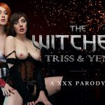 Vrcosplayx presents Misha Cross and Samantha Bentley in THE WITCHER: YEN & TRISS A XXX PARODY (LESBIAN) – 13.04.2018