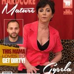 Mature.nl presents Gysela (48) in naughty housewife Gysela fucking and sucking – 17.04.2018