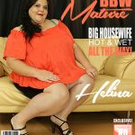 Mature.nl presents Helina K. (42) in big breasted BBW playing with herself – 03.04.2018