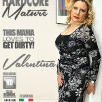 Mature.nl presents Valentina (51) in Italian curvy housewife Valentina fucking and sucking – 20.04.2018