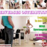 MyDirtyHobby presents Daynia – Perverses Osterbunny Arschgefickt und Vollgepisst – Perverse Easter Bunny Arschgefickt   Pissed!