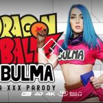 Vrcosplayx presents Liz Rainbow in BULMA A DRAGON BALL Z XXX PARODY – 06.04.2018