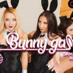 VirtualRealPorn presents Ali Bordeaux & Samantha Rone & Violetta in Bunny game – 31.03.2018