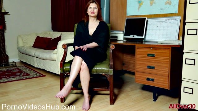 Watch Online Porn – Allover30 presents Kristine Von Saar 48 years old Interview – 11.04.2018 (MP4, FullHD, 1920×1080)