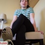 Booty and Soles – Clean My Feet Slave