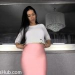 Bratty Princess Lisa in Hot JOI