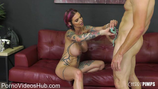 Watch Online Porn – Cherrypimps presents Anna Bell Peaks, Nathan Bronson in Panty Licking Good LIVE – 16.04.2018 (MP4, SD, 720×400)