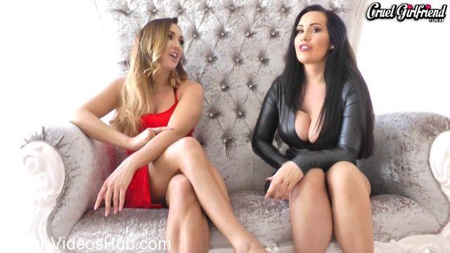 Watch Online Porn – Cruel Girlfriend in Sissy is Going Viral (MP4, FullHD, 1920×1080)