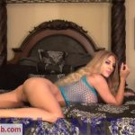 Crystal Knight in Full Addiction Body Worship JOI