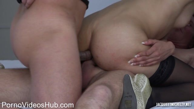 Watch Online Porn – JacquieEtMichelTV presents Lucie seclate en double – 03.04.2018 (MP4, FullHD, 1920×1080)