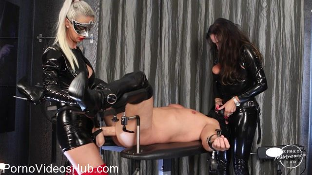 Watch Online Porn – KinkyMistresses presents Mistress Michela, Lady Pia in Strapon Fantasy (MP4, HD, 1280×720)