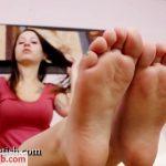 Kylie Rose in Clean My Feet