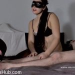 MISTRESS GAIA in CUM EATING CUCKOLD